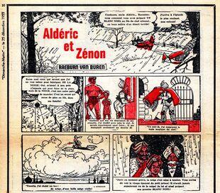Aldéric et zénon
