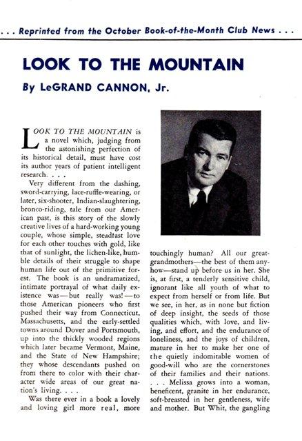 Legrand cannon