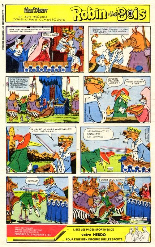 Robin des bois pd