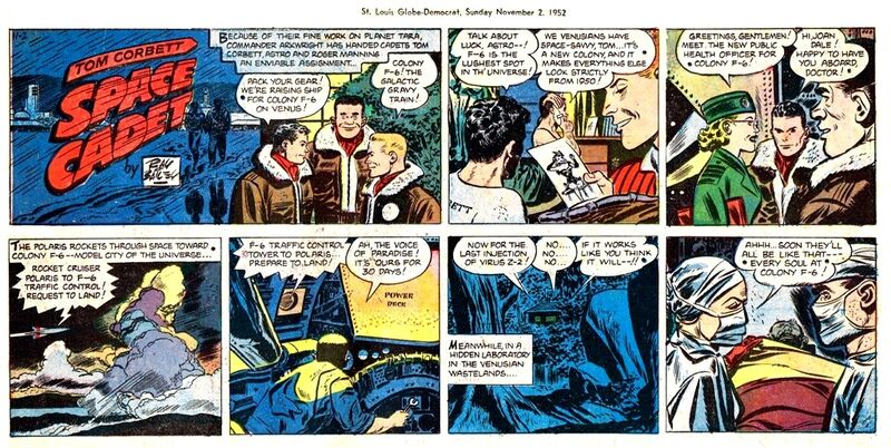 Corbett 2-11-1952