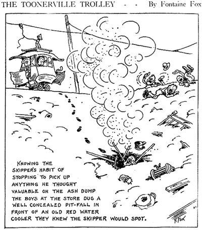 G6D ToonervilleTrolley May 21 1918