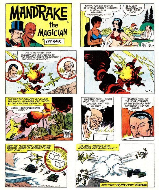 Mandrake fredericks 1-8-1971