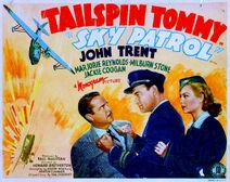 Sky Patrol lobby card 1939