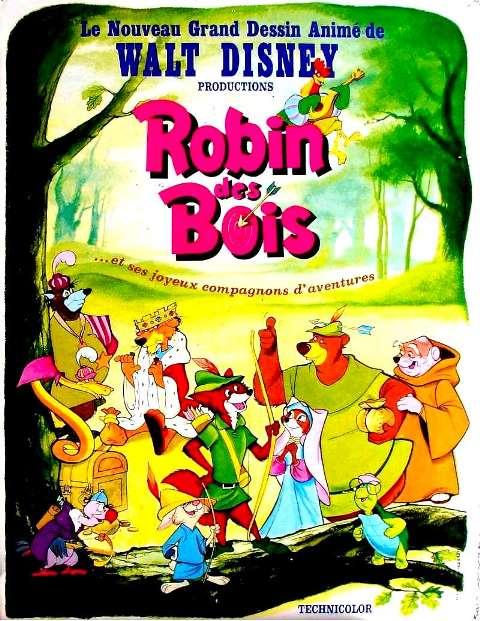 Robin des bois 73