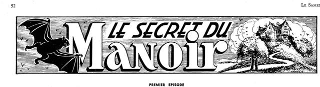 Hb secret manoir