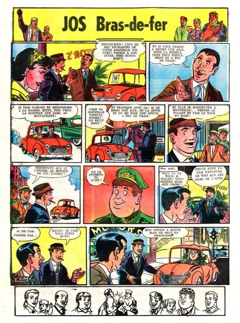 Os bras-de-fer 28-4-1962