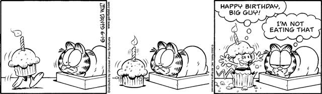 Garfield daily 19-6- 2002