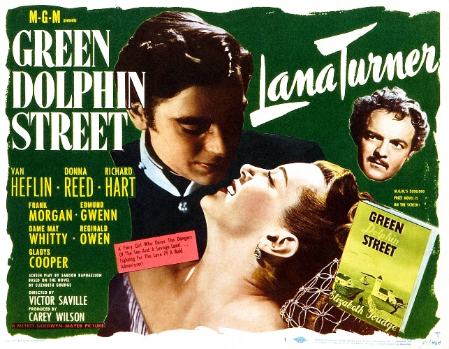 Poster - Green Dolphin Street 03