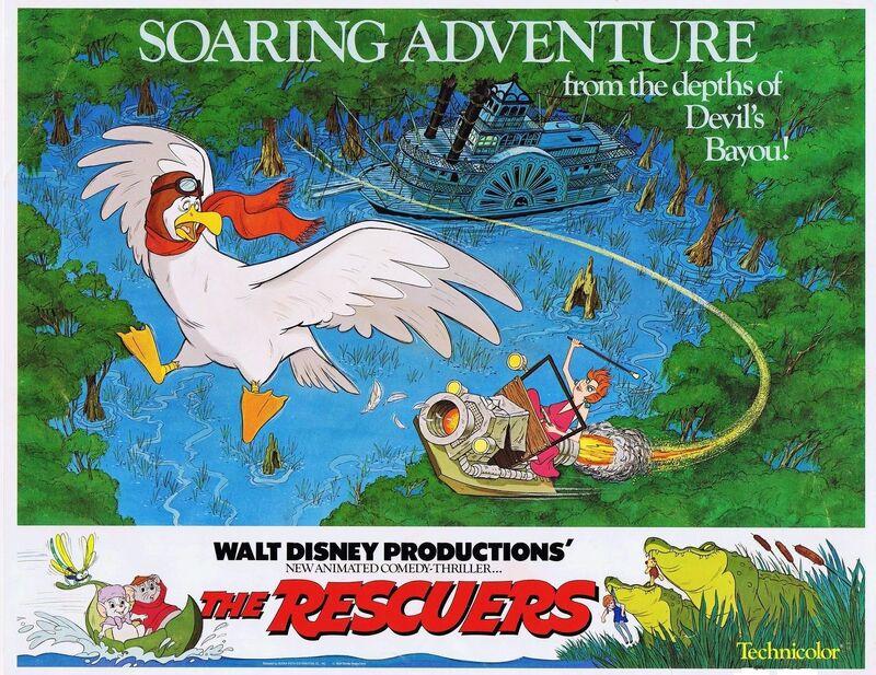 Rescuers film