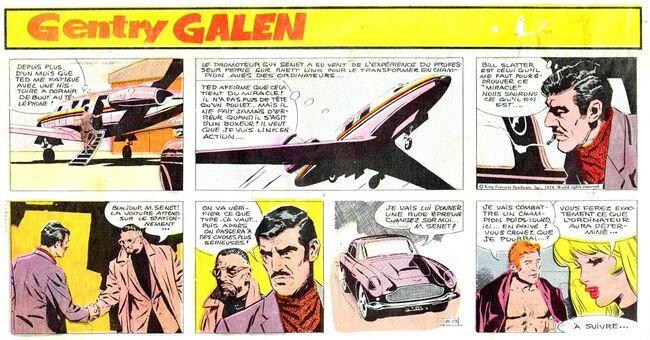 Gentry galen