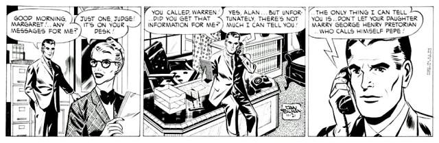 Judge Parker daily