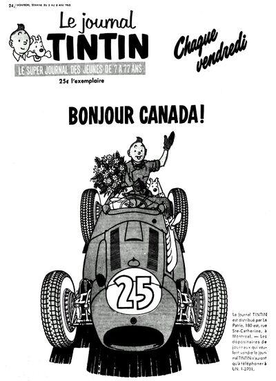 Tintin 28-5-63