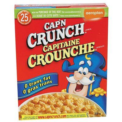 Cap't Crunch