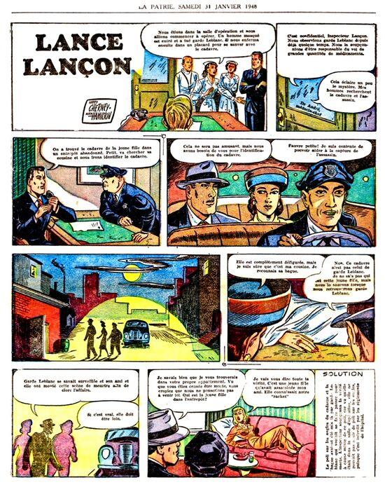 Lance lancon