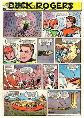 Buck Rogers 5-4-1958