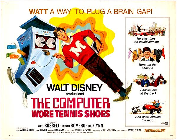 Computer poster