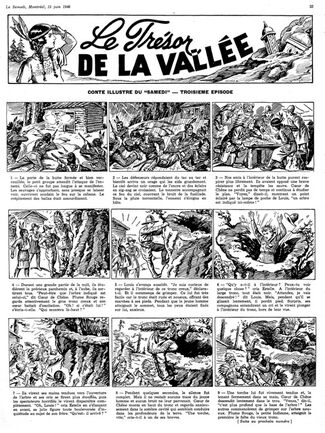 Trésor de la vallée