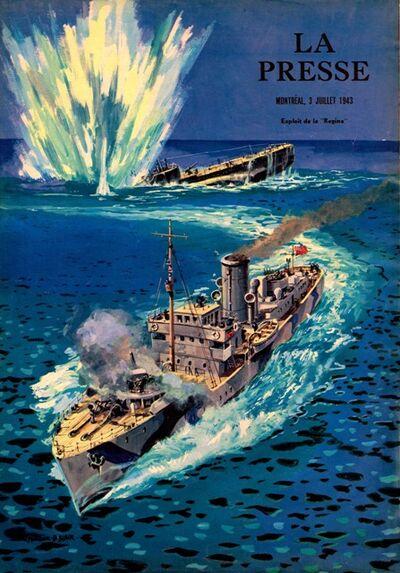La Presse 3-7-1943