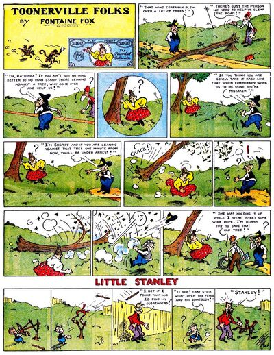 Toonerville Folks-Little Stanley