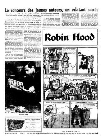 1958-05-24 Robin Hood page