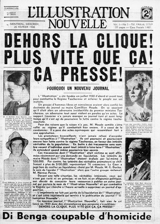 L'Illustration Nouvelle 6 fév 1936