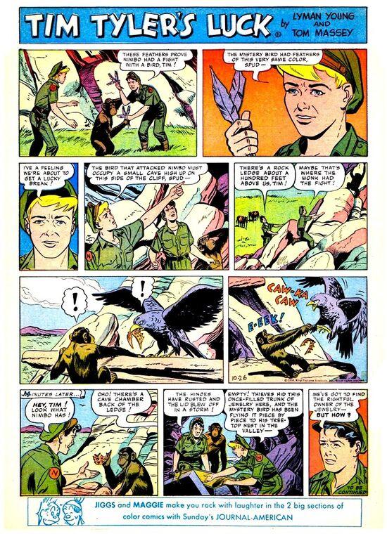 Tim tyler 26-10-1958