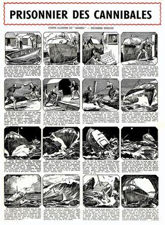 Prisonnier cannibales