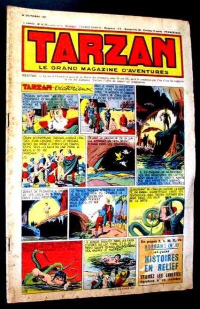 Tarzan france