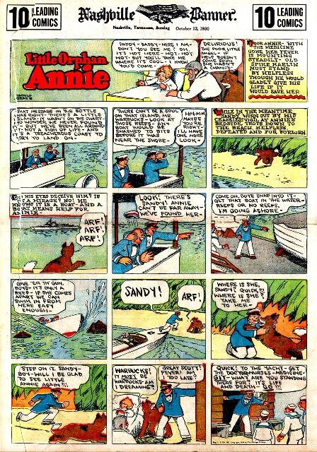 Annie sunday 12-10-1930 us