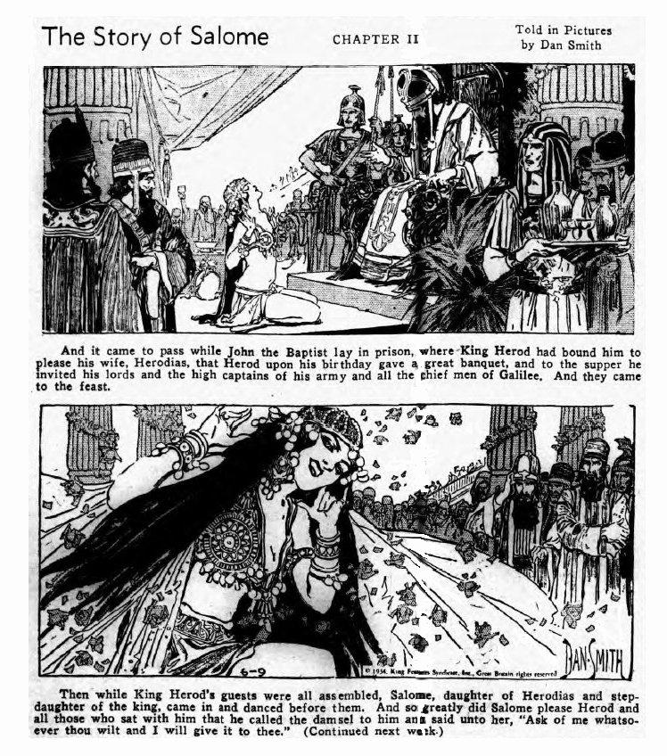 June 9 1934 salome