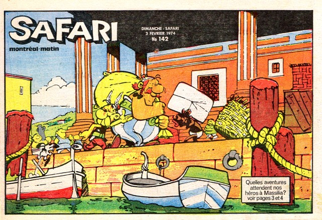 SAFARI 3-2-1974