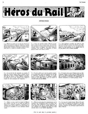 Heros du rail