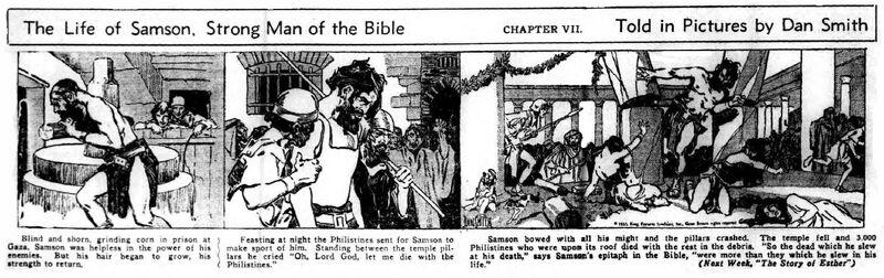 April 22 1933 Sampson