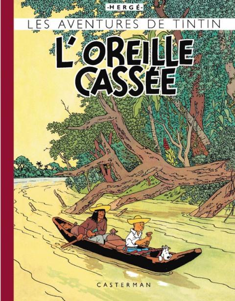 Tintin oreille album