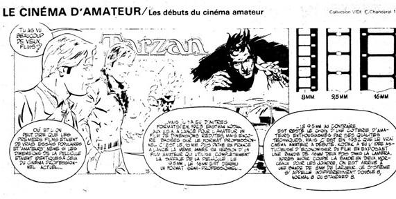 Cinéma amateunjir
