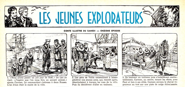Jeunes explorateurs 2