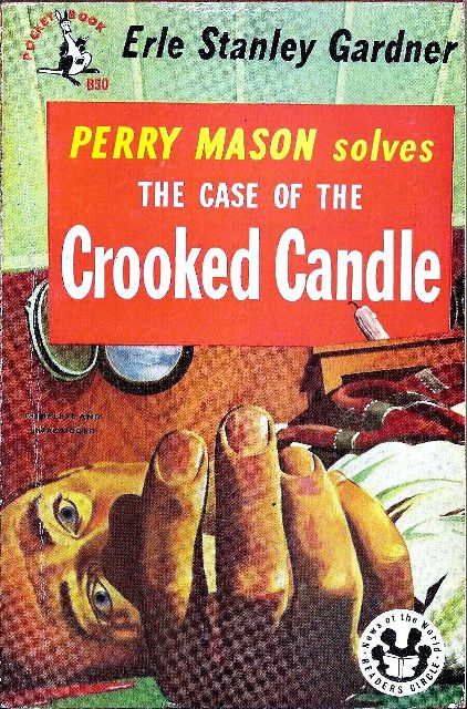 Crooked candle livre
