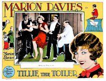 Tillie cinéma 1927