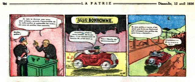 Jean bonhomme