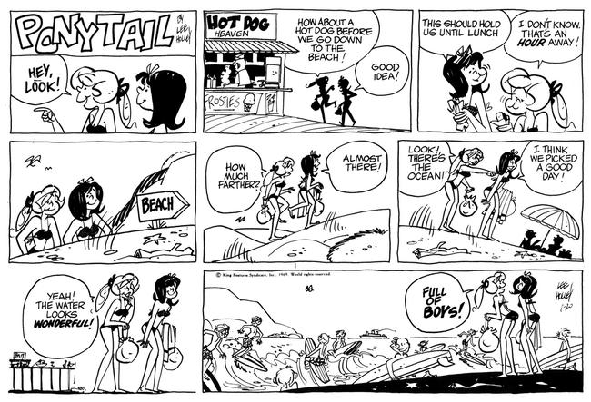 PONYTAIL 20-1-1969
