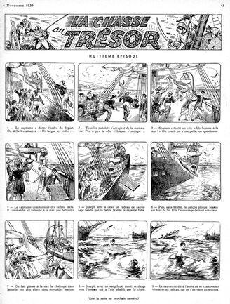 Chasse trésor 1939