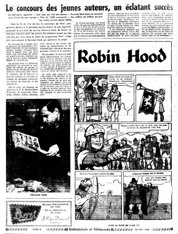 1958-05-24 Robin Hood