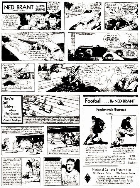 1935 09 01 They're Still Talking Seattle Times (WA)