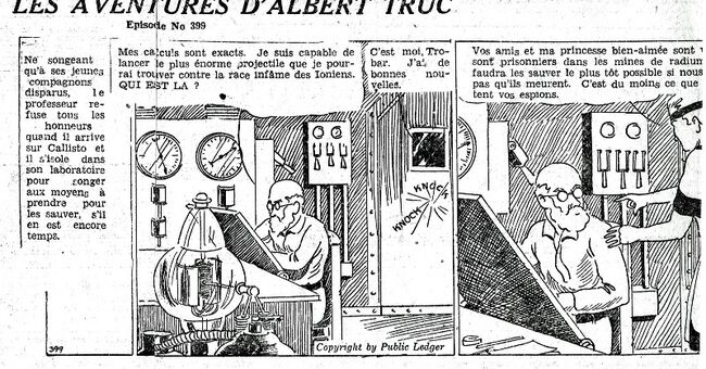 Albert truc