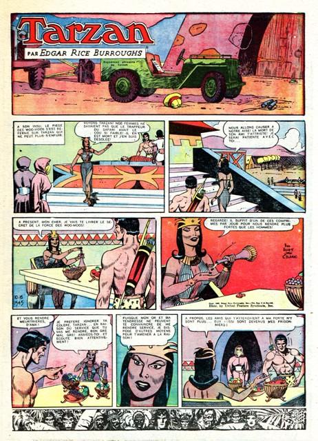 Tarzan 15-10-1960