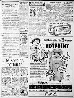 Progrès 6-3-1952
