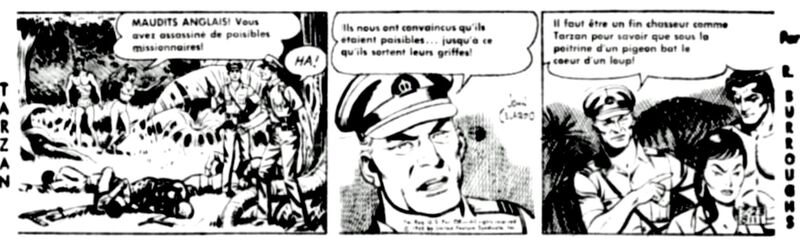 Tribune 1965-08-04-20 tarzan(3) tarzan