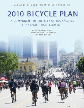 2010 Bicycle Plan