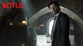 La Casa de Papel Partie 4 - Bande-annonce VOSTFR - Netflix France