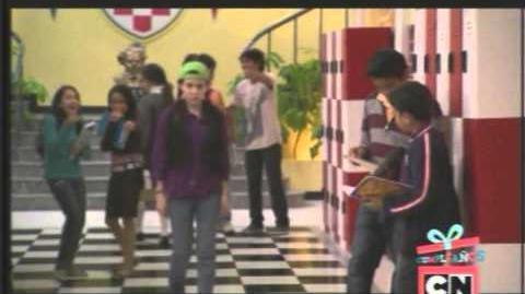 La CQ episodios de final de la segunda temporada emitido el 07 04 2013
